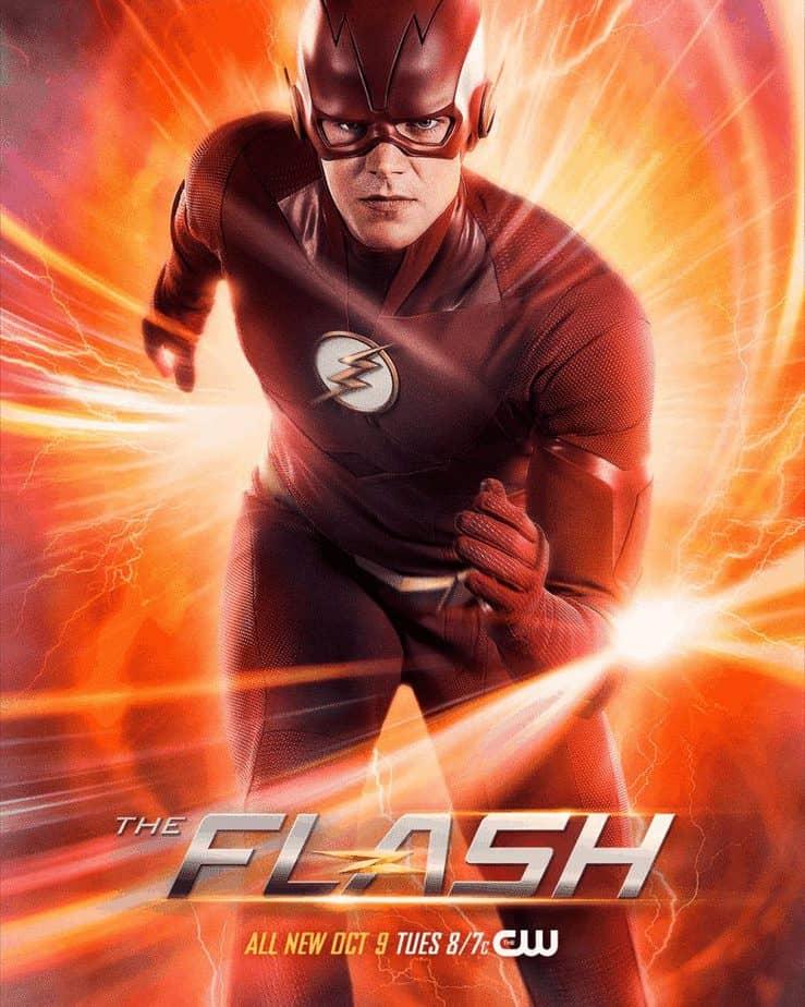 The Flash saison 5 Episode Programmes de le saison 5 1