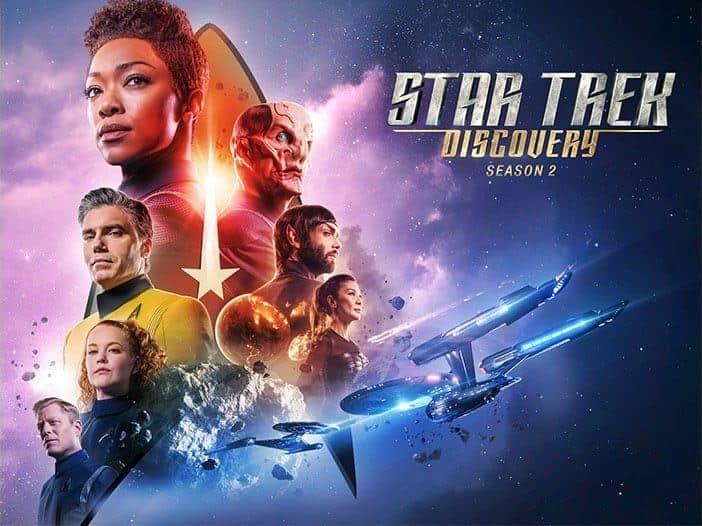 Start Trek Discovery Saison 2 Séquences Titre Annoncé 1