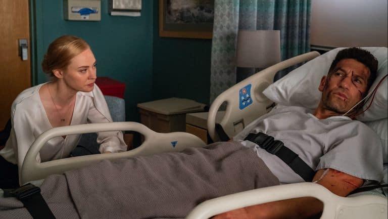 La saison 3 du Punisher pourrait attirer Daredevil et Kingpin si Netflix renouvelle l'émission. 3
