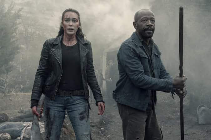 Fear The Walking Dead Saison 5 : Images confirmées et exclusives 4