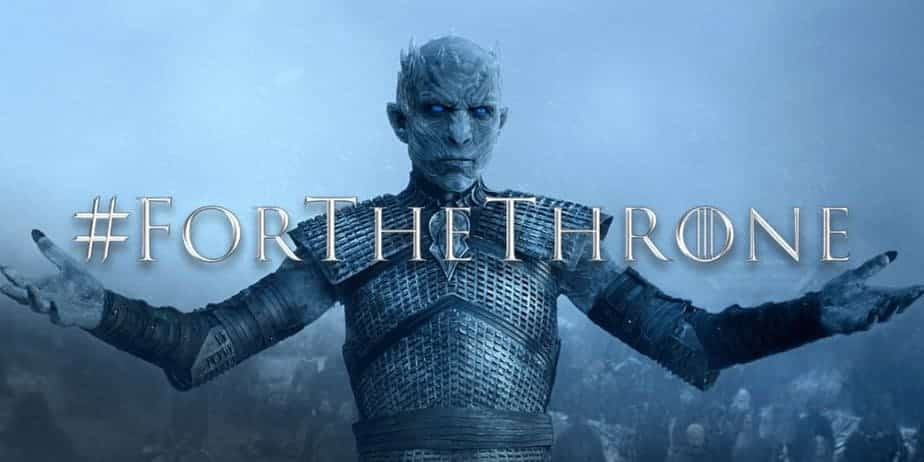 Nouvelle Bande annonce de Game of Thrones Saison 8 montrant le Drogon & Arya 1