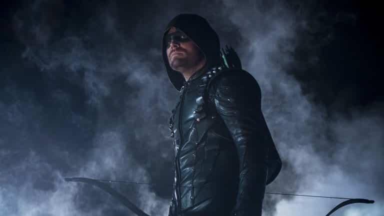 Arrow saison 9 annulé en raison de circonstances imprévues 4