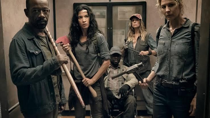 Fear The Walking Dead Saison 5 Date de sortie confirmée pour avril 2019 1