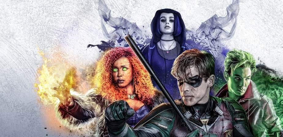 Titans Saison 2 : Date de sortie et détails du casting 2