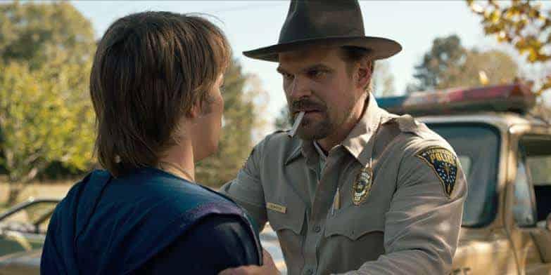 Stranger Things Saison 3 : Où est Jim Hopper ? 2