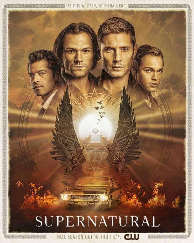 Supernatural | Sam et Dean se battent pour leur liberté dans la bande-annonce de la dernière saison 2