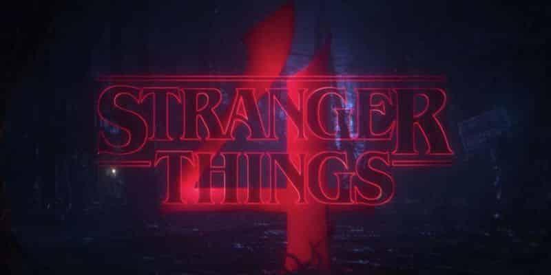 STRANGER THINGS : NETFLIX SORT LE NOUVEAU TEASER DE LA SAISON 4 1