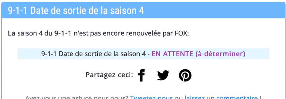 FOX a-t-elle renouvelé la saison 4 du 9-1-1 ? Statut du renouvellement et nouvelles 2