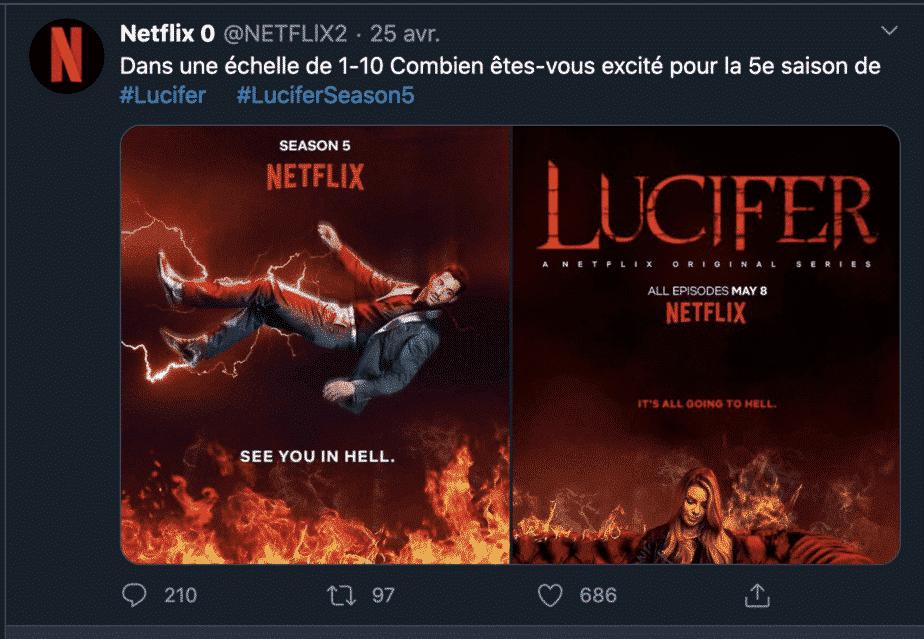 Date de sortie de la saison 5 de Lucifer, bande annonce, spoilers, cast et plans de Netflix pour le renouvellement de la saison 6 2