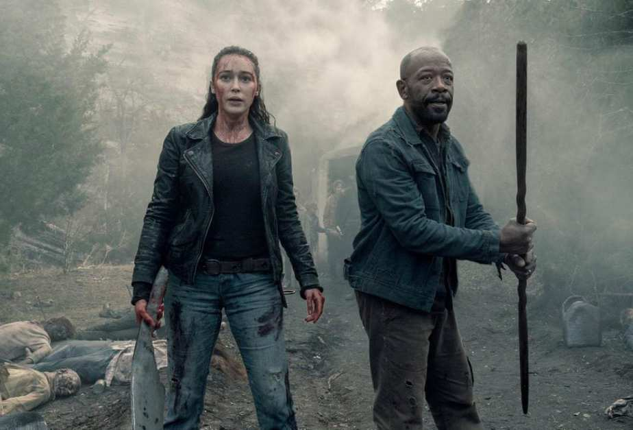 La saison 6 de Fear The Walking Dead arrive en cette période de mousson 2020 2