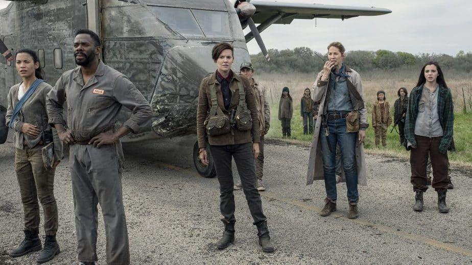 La saison 6 de Fear The Walking Dead arrive en cette période de mousson 2020 3