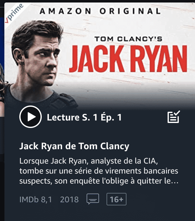 Jack Ryan Saison 3 : Date de Sortie 3