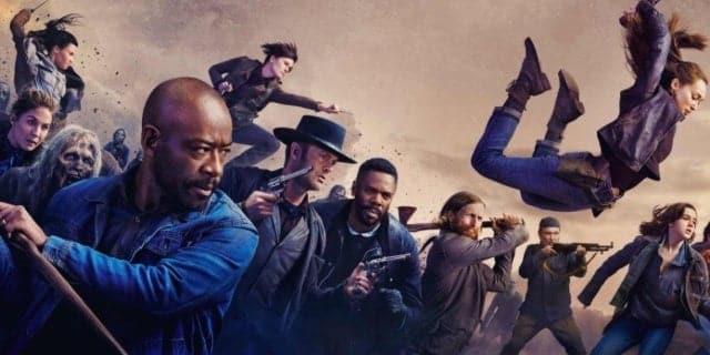 La saison 6 de Fear The Walking Dead arrive en cette période de mousson 2020 4