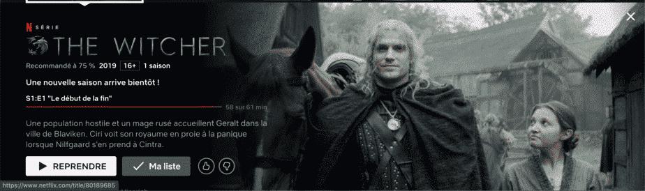 The Witcher : Netflix arrête du tournage de la saison 2 - Covid-19 3